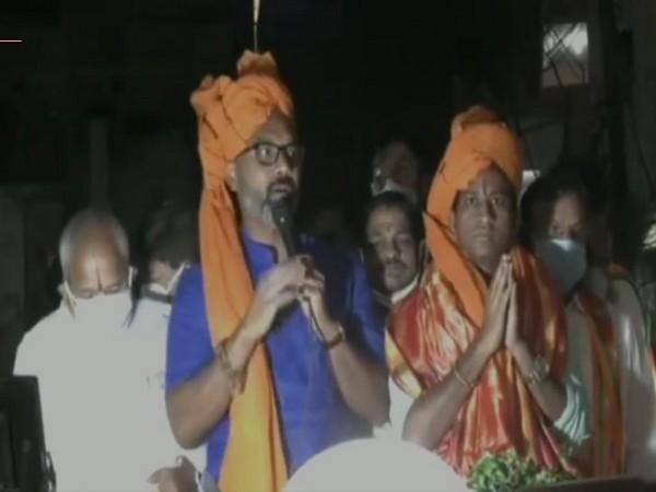 BJP's Nizamabad MP Dharmapuri Arvind