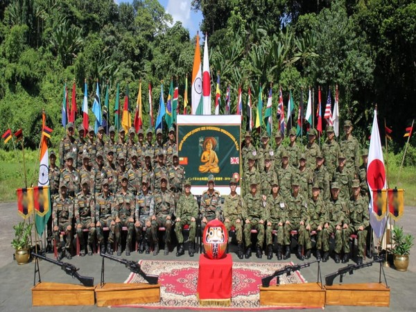 Exercise Dharma Guardian commenced in Mizoram on Saturday.