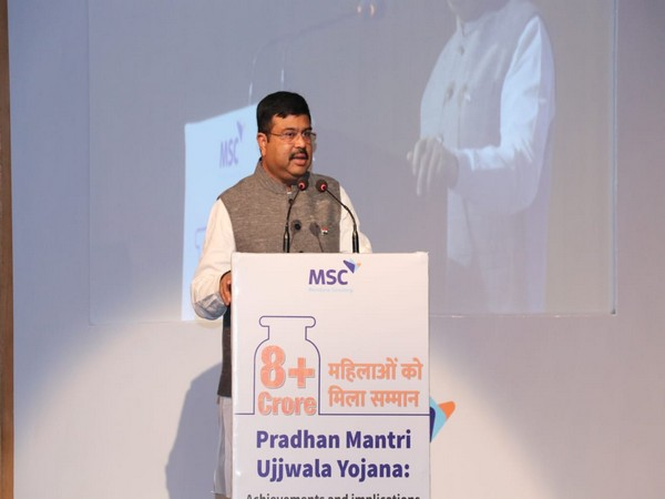 Petroleum and Natural Gas and Steel Minister Dharmendra Pradhan at a workshop in New Delhi on Friday.
