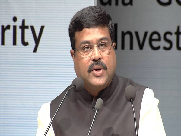 Union Minister of Petroleum & Natural Gas and Steel Dharmendra Pradhan