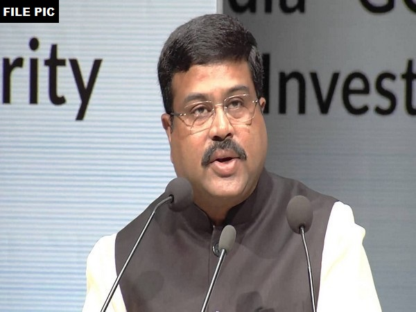 Minister of Petroleum, Natural Gas and Steel Dharmendra Pradhan