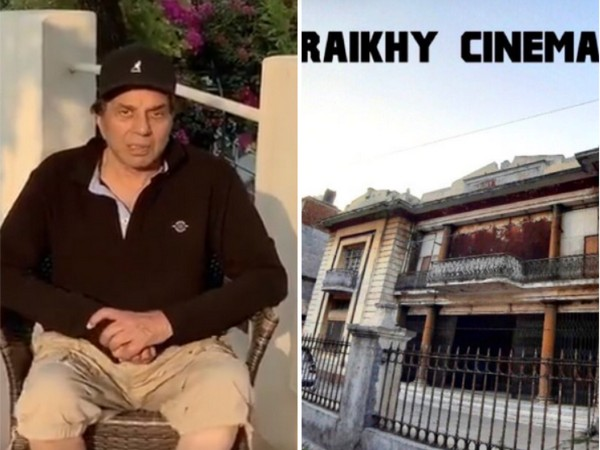 Dharmendra Deol expresses sorrow over dilapidated condition of Raikhy Cinema, Ludhiana (Image source: Twitter)