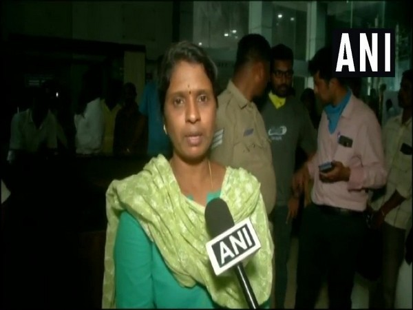 Deepa Cholan, Deputy Commissioner of Dharwad speaking to ANI