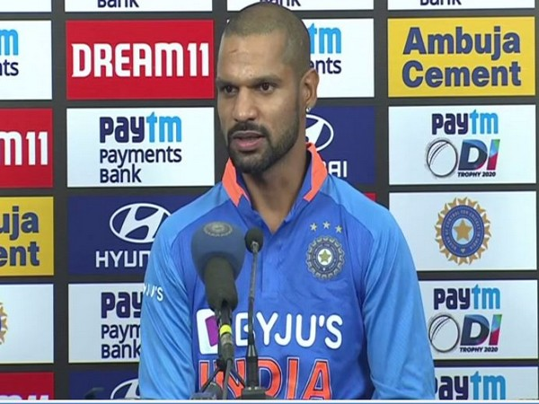 Middle-order collapse did not allow us to post big score, says Dhawan