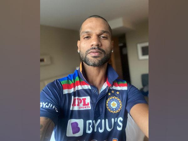 Shikhar Dhawan (Photo/ Shikhar Dhawan Twitter)