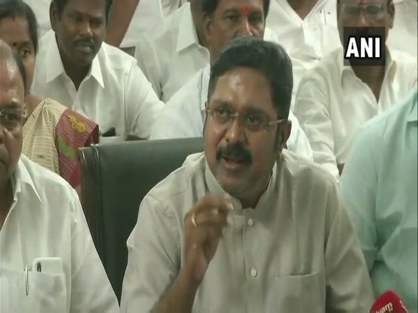 AMMK leader TTV Dinakaran (File Photo)
