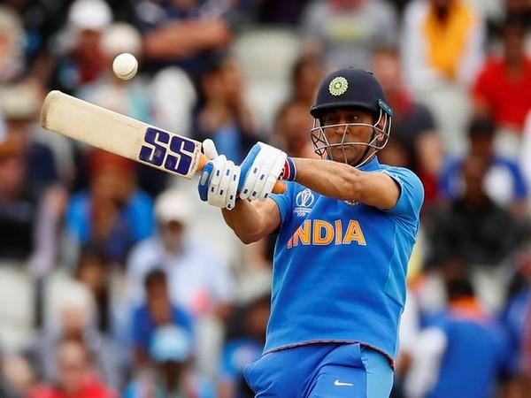 Wicket-keeper batsman MS Dhoni