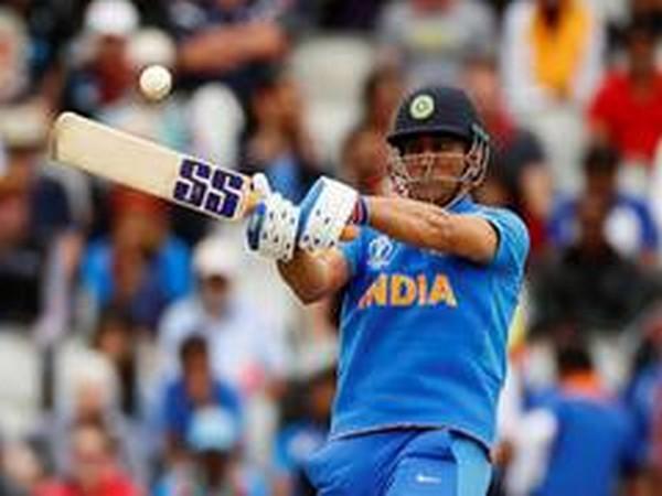 Indian wicketkeeper-batsman MS Dhoni.