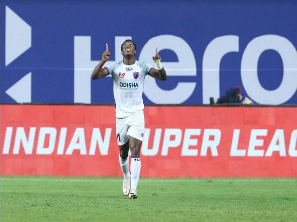 Odisha FC striker Diego Mauricio (Photo/ ISL)
