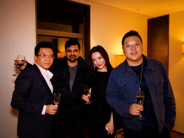 Gaurang Doshi's Indo-China tie-up