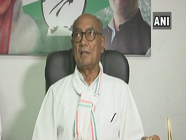 Senior Congress leader and former chief minister of Madhya Pradesh Digvijaya Singh (File Image)
