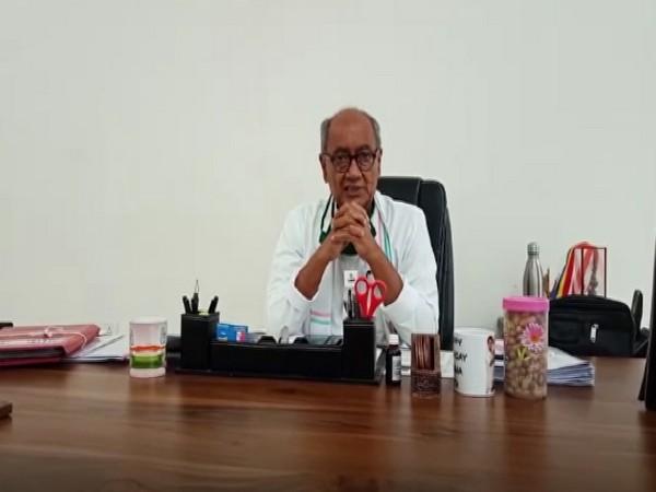 Senior Congress leader Digvijaya Singh (File photo)