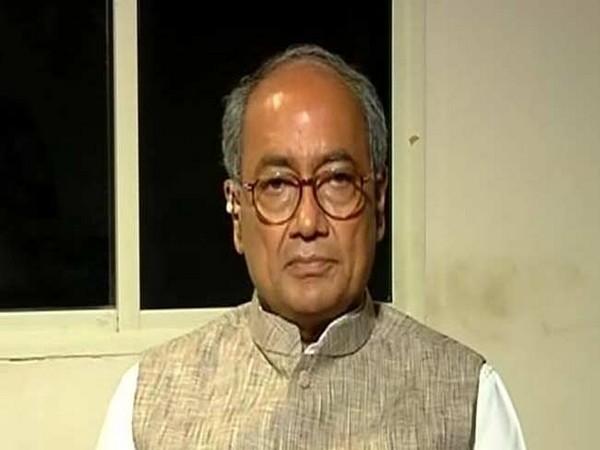 Congress leader Digvijaya Singh (File Image)
