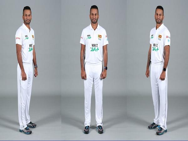Sri Lanka skipper Dimuth Karunatne (Photo/ SLC Twitter)