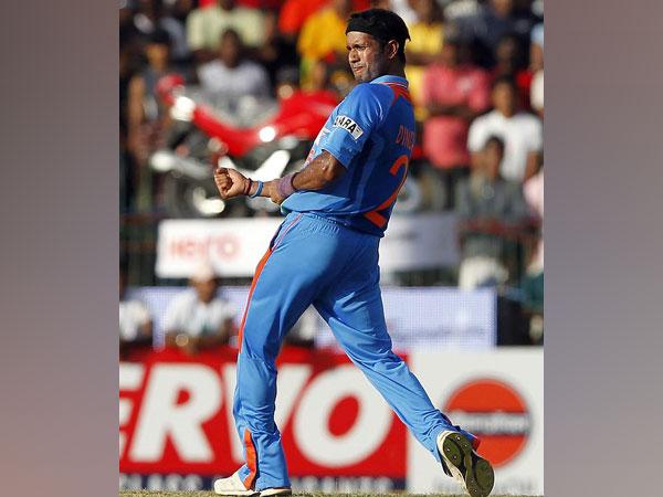 India pacer Ashok Dinda