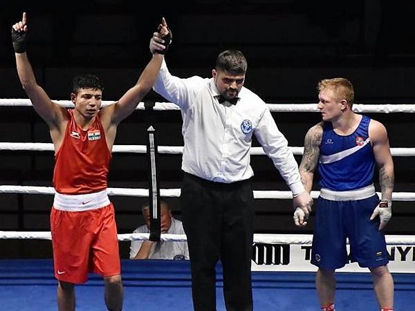 Indian boxer Dinesh Dagar (Courtesy- BFI facebook)