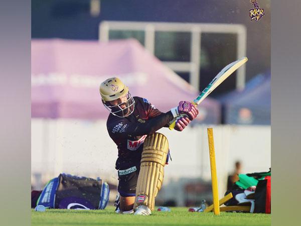 KKR skipper Dinesh Karthik (Photo/ KKR Twitter)