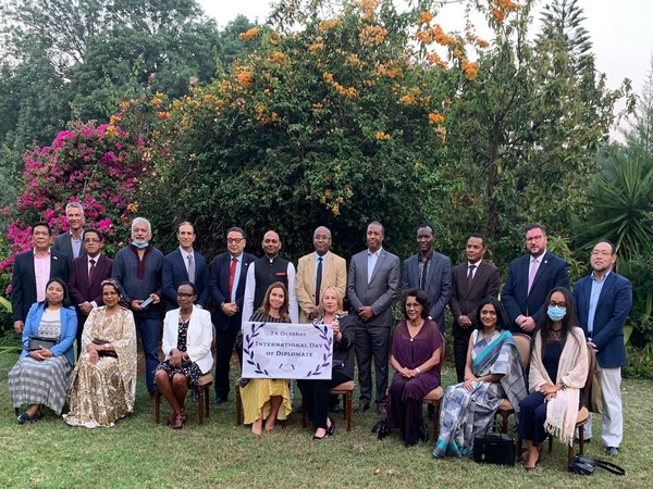 The 4th International Diplomats Day was celebrated in Madagascar. The event was hosted by the Indian envoy to Madagascar and Comoros, Abhay Kumar.