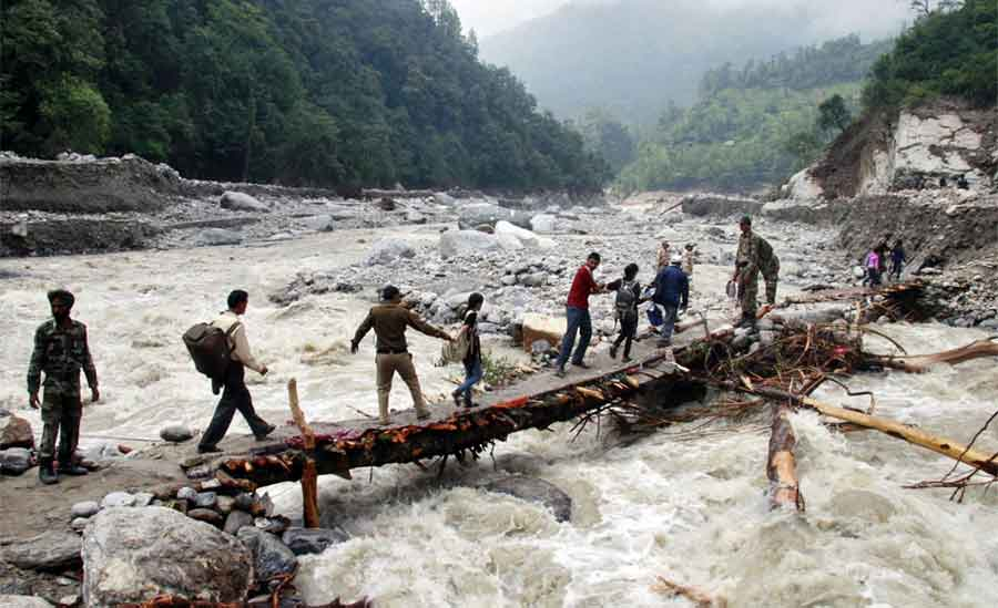 Arise India to help the country meet targets for reducing disaster losses