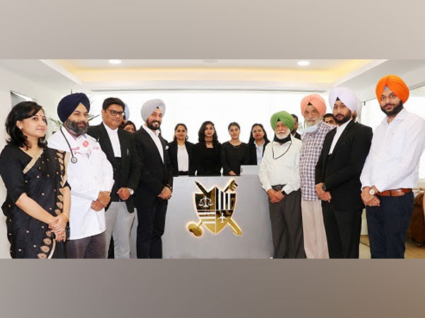 Distinguished guests at the inauguration of NRI Guardian