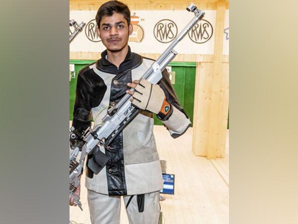 Indian shooter Divyansh Singh Panwar (file image)