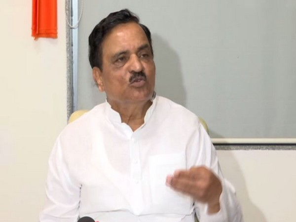 Maharashtra Transport Minister Diwakar Raote (Photo/ANI)