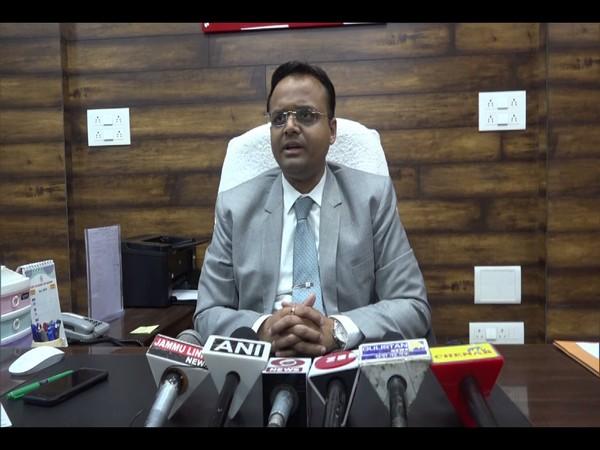 District Magistrate Doda, Sagar D Doifode