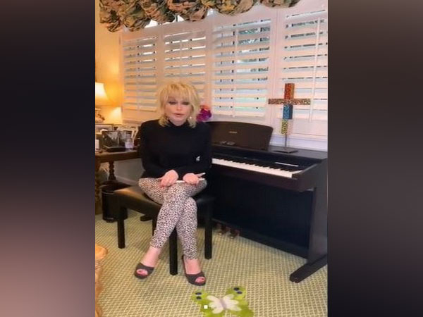 Singer- songwriter Dolly Parton (Image courtesy: Instagram)