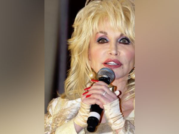 American singer Dolly Parton (File photo)