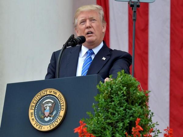US President Donald Trump. (File image)