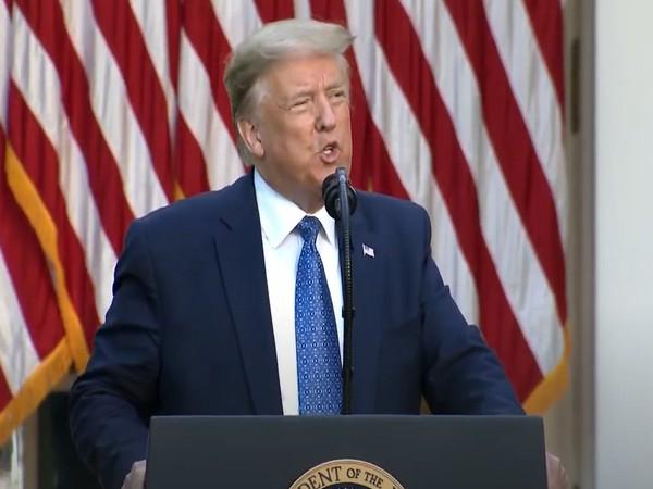 US President Donald Trump (File photo)