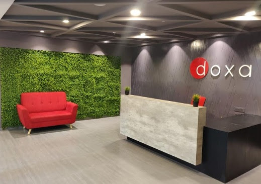 Doxa Business Centre at Hyderabad