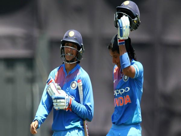 Smriti Mandhana and Harmanpreet Kaur (Image: ICC)
