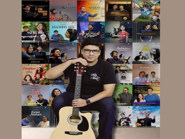 Dr Amit Kamle revolutionises Gospel Music