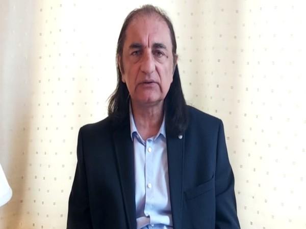 Amjad Ayub Mirza, a rights activist based in Glasgow.