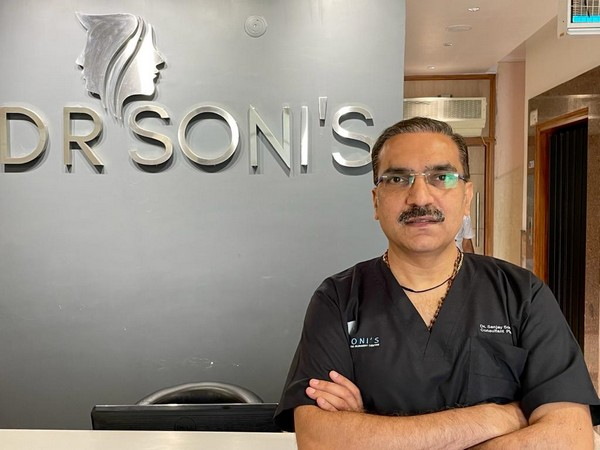 Dr Sanjay Soni, MBBS, MS, Mch Consultant Plastic & Cosmetic Surgeon