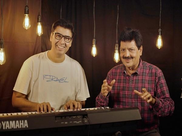 Dr Amit Kamle and Udit Narayan