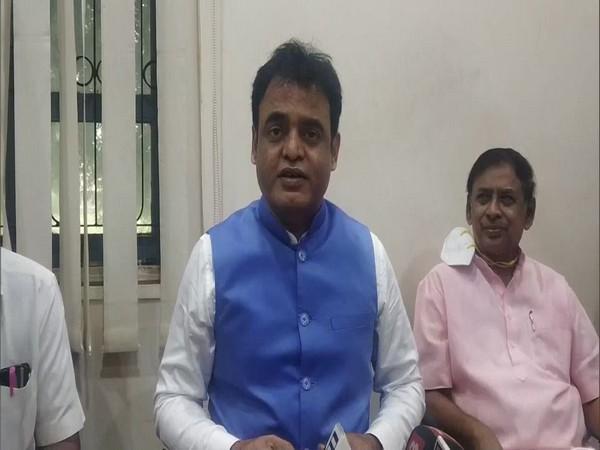 Karnataka Deputy Chief Minister Dr CN Ashwath Narayan (Photo/ANI)