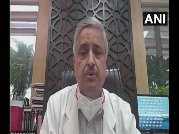 AIIMS Director Dr Randeep Guleria (File Pic)