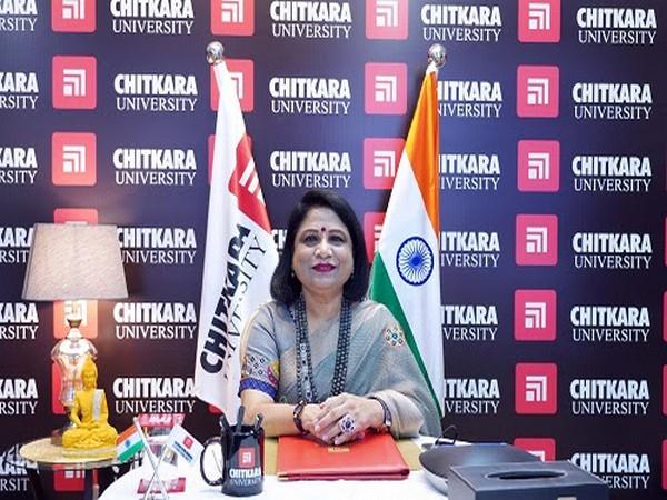 Dr Madhu Chitkara, Pro Chancellor, Chitkara University