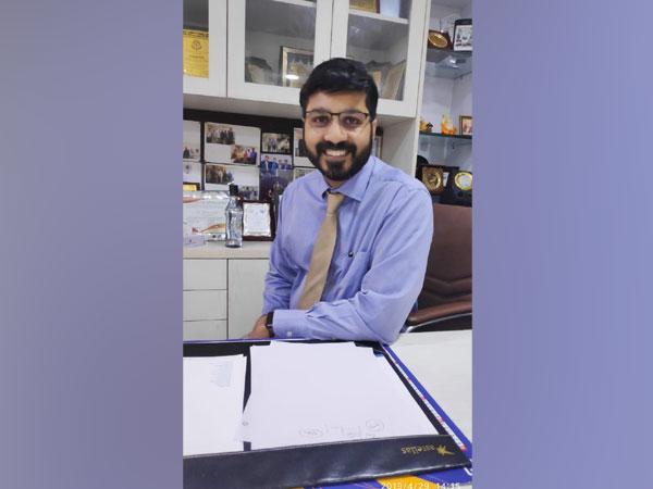 Dr. Neerav Goyal, Senior consultant (Liver Transplant, Hepatobiliary and Pancreatic Surgery); Secretary - Liver Transplant Society of India. Indraprastha Apollo Hospital, New Delhi.