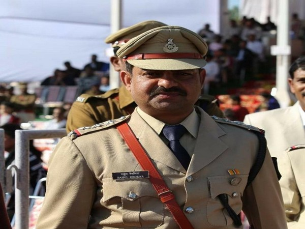 Khandwa Reserve Inspector Rahul Deoliya (File photo)