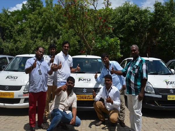 Drivers In Hyderabad excited about partnering with Tora Cabs