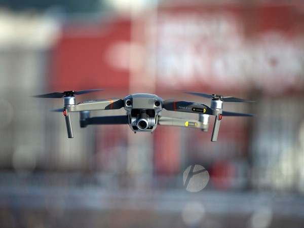 Chinese drones. (Photo Credit - Reuters)