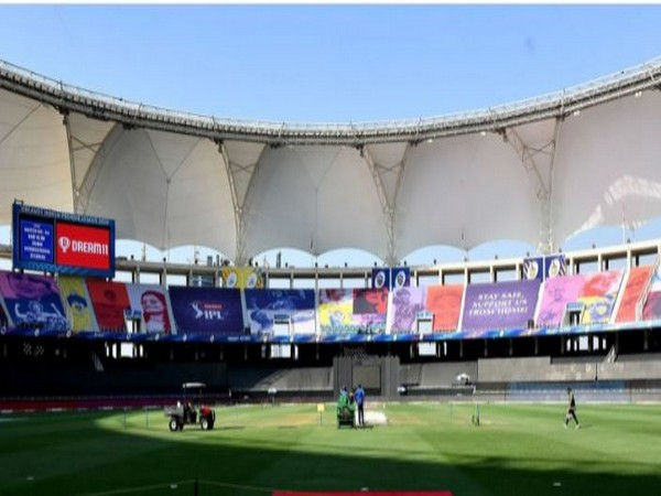 Dubai International Stadium hosted the final of IPL 2020. (Photo/ iplt20.com)