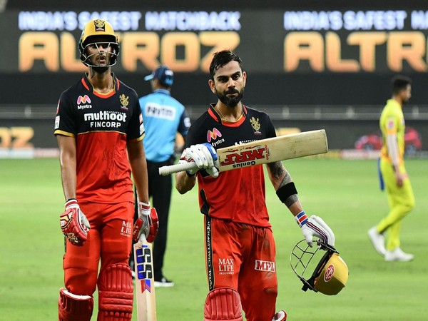 Shivam Dube and Virat Kohli (Photo/ BCCI/ IPL)