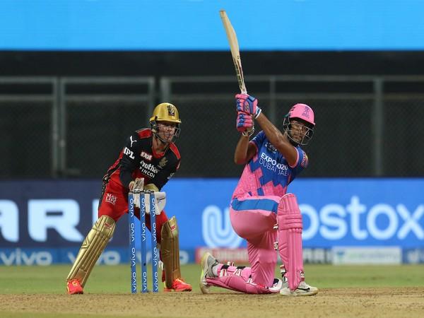 Rajasthan Royals' Shivam Dube (Photo/ IPL Twitter)