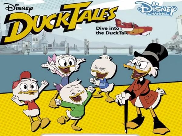 Poster of 'DuckTales' (Image Source: Instagram)