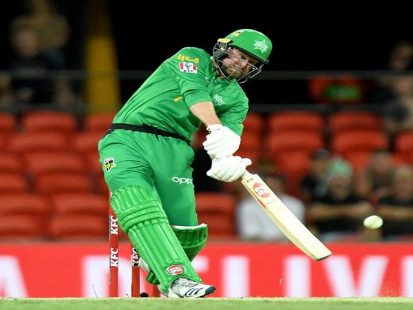 Australia batsman Ben Dunk (Photo/ Melbourne Stars Twitter)