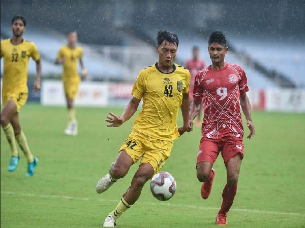 Hyderabad FC knocked out of Durand Cup (Image: Durand Cup)